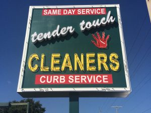 Tender Touch Cleaners